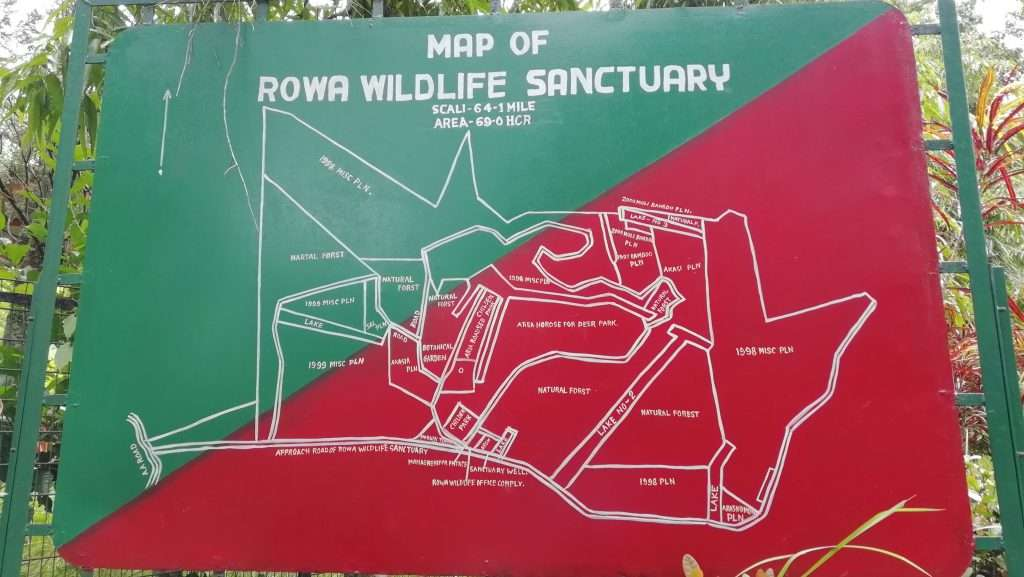 CHILDREN PARK, ROWA WILDLIFE SANCTUARY