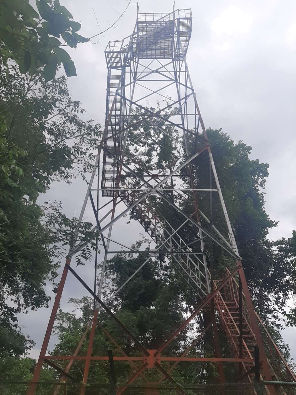 WATCH TOWER, ROWA WILDLIFE SANCTUARY